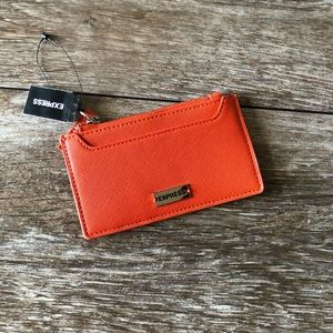 Express Card Holder/Coin Purse with ID window